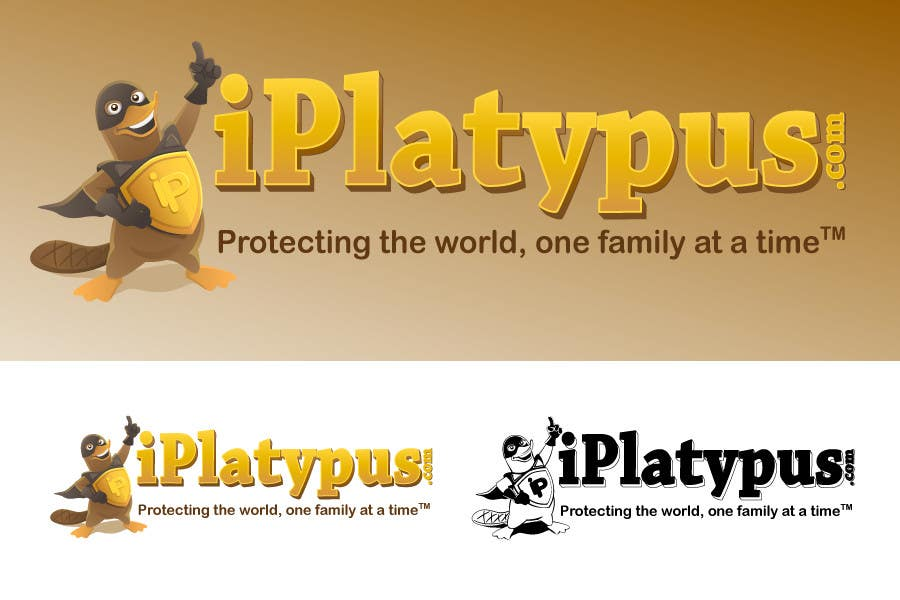 Contest Entry #                                        80                                      for                                         Logo Design for iPlatypus.com