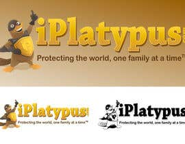 #80 для Logo Design for iPlatypus.com от zhu2hui