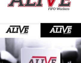 #168 for Design a Logo for ALIVE by godye29