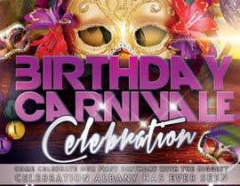 #9 untuk Birthday Carnivale Celebration oleh DKMarcos