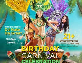 #1 untuk Birthday Carnivale Celebration oleh vyncadq