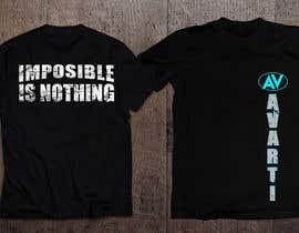 #16 untuk Design a T-Shirt for Avarti Clothing oleh ralfgwapo
