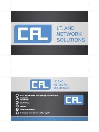 Penyertaan Peraduan #2 untuk Business card design – logo and info supplied