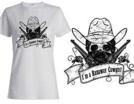 griffindesing tarafından Design a T-Shirt for Cowgirl Grunge design için no 36