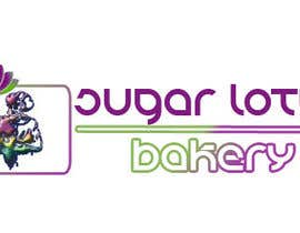 #10 for Design a Logo for Sugar Lotus Sweets by freelanceEgypt