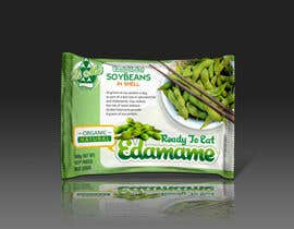#18 untuk Design a package for ready to eat edamame or mukimame oleh adsis