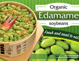 #11 untuk Design a package for ready to eat edamame or mukimame oleh frizzaro