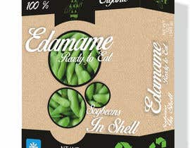 #16 untuk Design a package for ready to eat edamame or mukimame oleh DesignWorldwideC