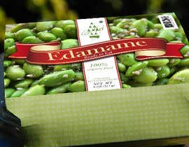 #13 untuk Design a package for ready to eat edamame or mukimame oleh niko340