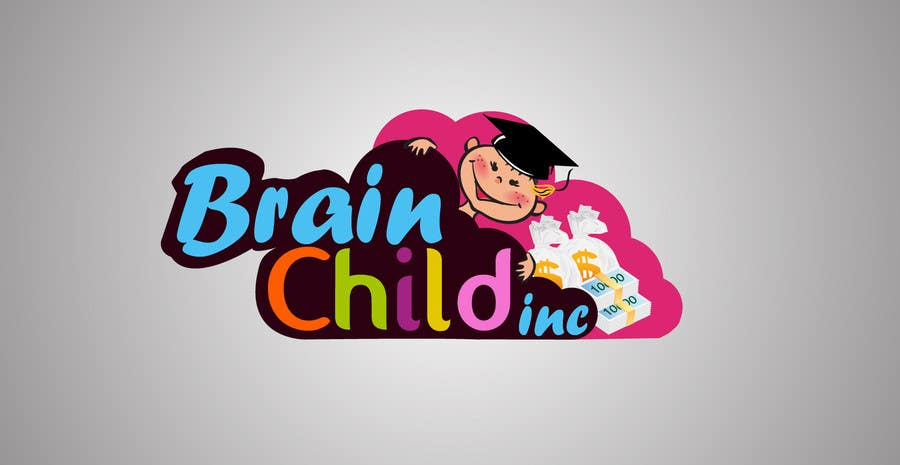 #20 for Brain Child Inc logo by datagrabbers