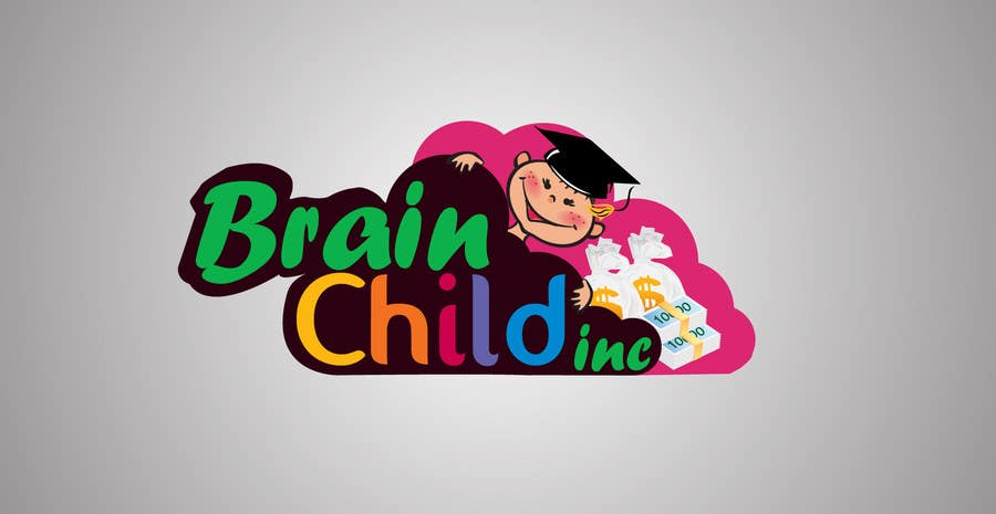 #22 for Brain Child Inc logo by datagrabbers