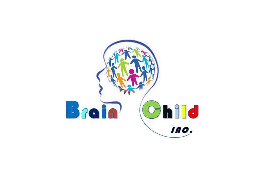 #25 for Brain Child Inc logo by atifqayyum