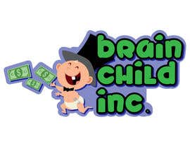 #36 para Brain Child Inc logo por houerd