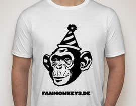 KaimShaw tarafından Design eines T-Shirts for fanmonkeys.de için no 42