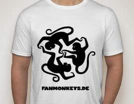 KaimShaw tarafından Design eines T-Shirts for fanmonkeys.de için no 50