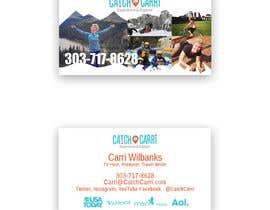 RomartDev tarafından Business Cards For CatchCarri.Com için no 49