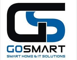 #22 untuk Design a Logo for GoSmart oleh BlajTeodorMarius
