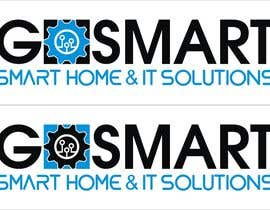 #32 untuk Design a Logo for GoSmart oleh BlajTeodorMarius