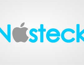 #6 untuk Design a Logo for Nasteck (Company that sells Apple products) oleh roverhate