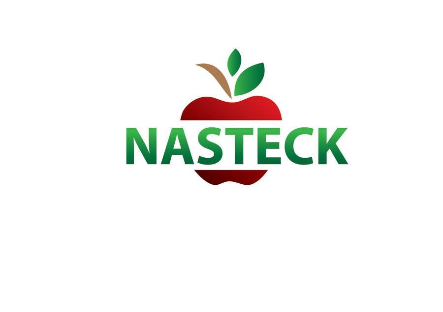 Penyertaan Peraduan #11 untuk Design a Logo for Nasteck (Company that sells Apple products)