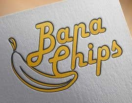 #52 untuk Logo for Banana Chips brand oleh mahmoud0khaled