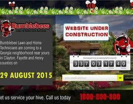 SuryaAlvin tarafından Design a Website Mockup for Our Company's Landing Page için no 21