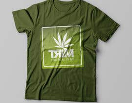#21 untuk Design a Logo for clothing company for the cannabis movement oleh mikellyle00