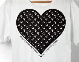 #23 untuk Design a T-Shirt for Dogs Rule oleh ratnakar2014