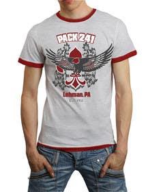 #16 untuk Design a T-Shirt for Cub Scout Pack oleh petrovakalina