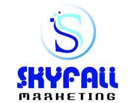 #32 untuk Logo for my new company SKYFALL MARKETING oleh pikoylee