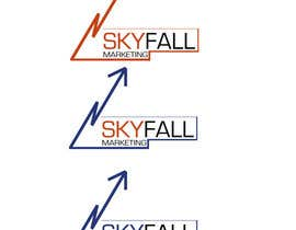 #23 untuk Logo for my new company SKYFALL MARKETING oleh oguzerdogan