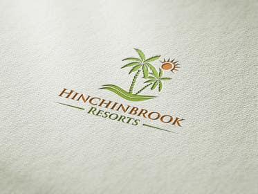 #44 untuk Design a Logo for Hinchinbrook Resorts oleh usmanarshadali