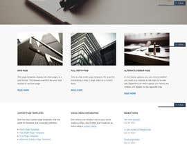miniikas tarafından Promotion Website for Social Trading için no 6