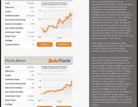 ubkf tarafından Promotion Website for Social Trading için no 3