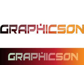 #55 para Design a Logo for Graphicson, Inc por inspirativ