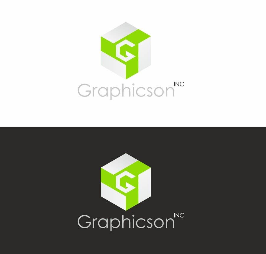 Proposition n°24 du concours Design a Logo for Graphicson, Inc