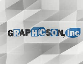 #52 para Design a Logo for Graphicson, Inc por Santhosh23390