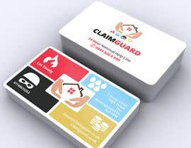 #5 untuk Design some Business Cards for Claimguard oleh toyz86