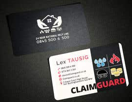 #35 untuk Design some Business Cards for Claimguard oleh AlexTV