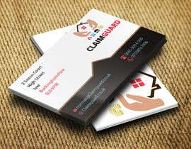 #31 untuk Design some Business Cards for Claimguard oleh lipiakhatun586