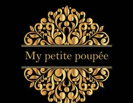 #54 untuk Design a Logo for My petite poupée oleh ralucavladbg