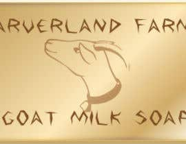 #8 untuk Design a Logo for Carverland Farms Goat Milk Soap oleh szamnet
