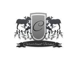 #25 untuk Design a Logo for Carverland Farms Goat Milk Soap oleh ctate
