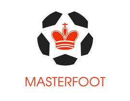 #28 for LOGO for a FOOTBALL WEBSITE af cemento