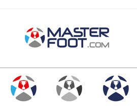 #19 for LOGO for a FOOTBALL WEBSITE by anamiruna