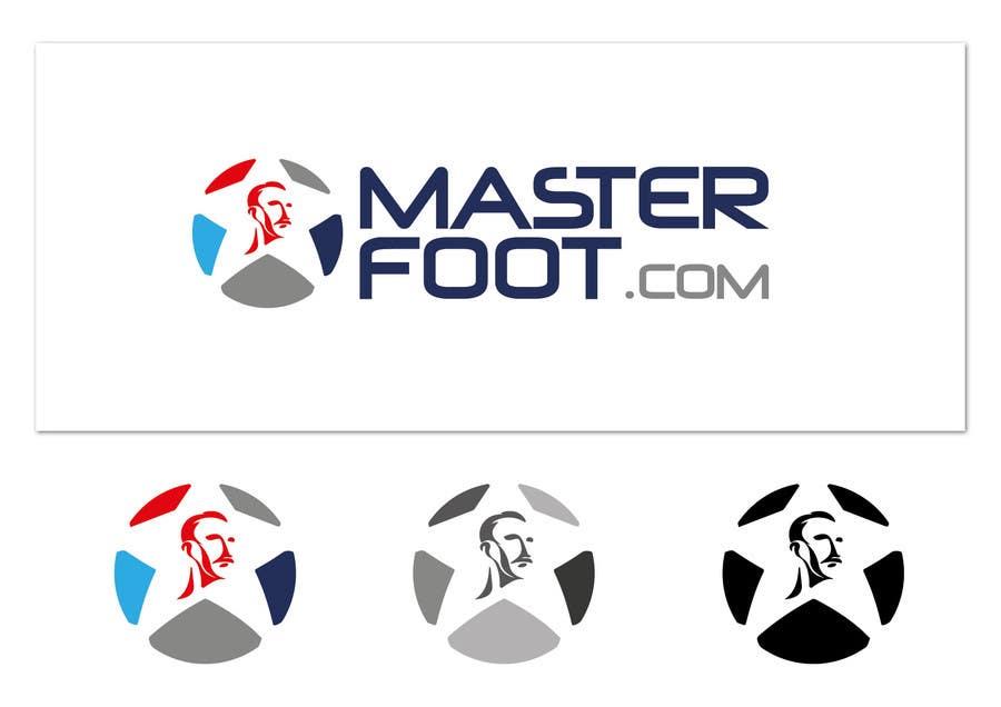 Inscrição nº                                         30                                      do Concurso para                                         LOGO for a FOOTBALL WEBSITE