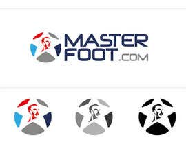 #30 for LOGO for a FOOTBALL WEBSITE by anamiruna