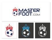 Graphic Design Inscrição do Concurso Nº31 para LOGO for a FOOTBALL WEBSITE