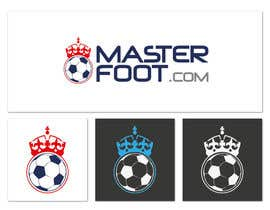 #31 for LOGO for a FOOTBALL WEBSITE by anamiruna