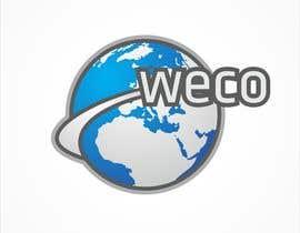 wpuerta tarafından Logo WECO on Earthball için no 46